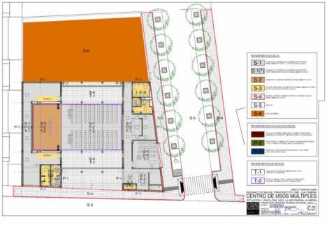 Diputación invierte 330.000 € en un Centro Multiusos para los vecinos de La Venta del Viso