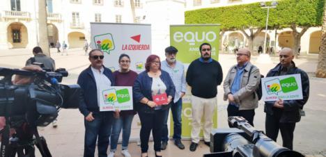 """IU y Equo se unen en las municipales de la capital en """"Para la Gente"""""""