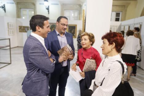 Diputación acoge hasta el 30 de octubre una muestra inédita del Padre Bartolomé Marín