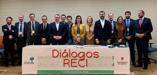 Roquetas de Mar formará parte de la Junta Directiva de la Red Española de Ciudades Inteligentes