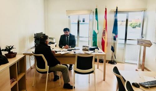 Ayuntamiento de Roquetas y Promotores Turísticos colaboran ante el coronavirus