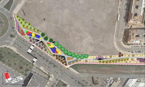 El Ayuntamiento de Roquetas conectará Los Bajos, La Romanilla y el centro comercial