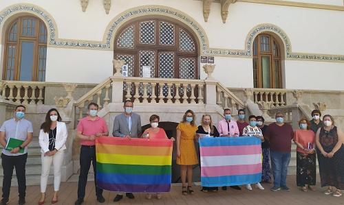 'Orgullo de ti' la campaña de la Junta del día del Orgullo LGTBi