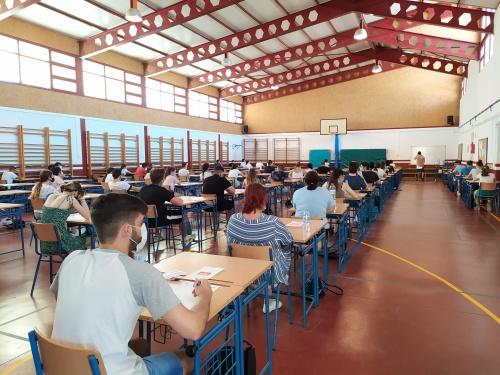 Comienza la PEvAU en Almería con 3.509 matriculados