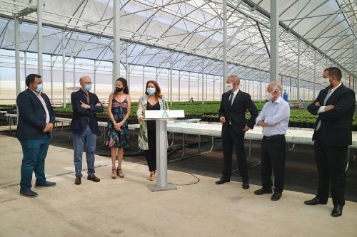 Crespo anuncia que el lunes se convocan ayudas para innovación por valor de 18M€