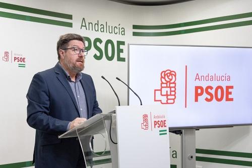 Sánchez Haro todavía no se ha enterado de a qué destina la Junta el dinero del Fondo #COVID19