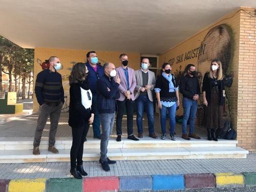 La Junta invierte un millón de euros en colegios de El Ejido
