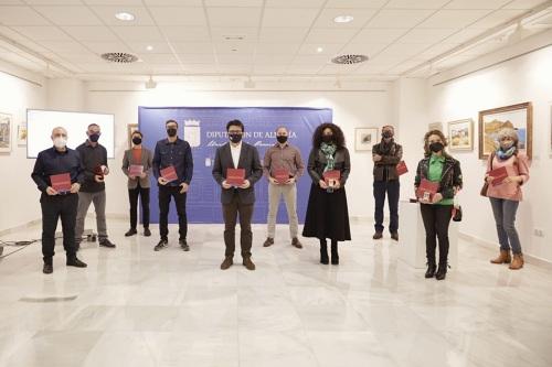 Diputación impulsa 'The Art is in the Air' para promocionar las Galerías de Arte