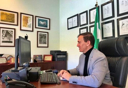 Antonio Jiménez destaca el cambio de modelo impulsado por la Consejería de Educación