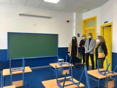 Educación invertirá 180.000€ en mejoras del Centro de Educación Especial Rosa Relaño