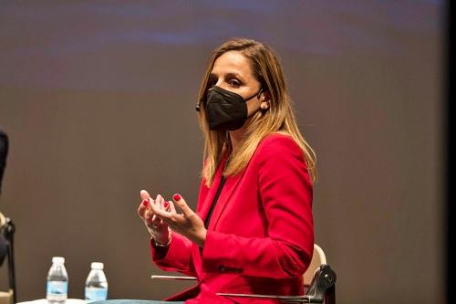 La delegada del Gobierno destaca el carácter de los almerienses ante el coronavirus