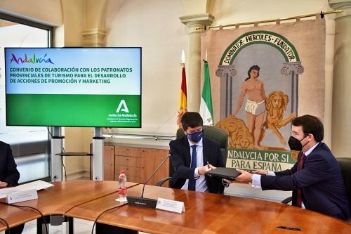 Junta y Diputación de Almería destinarán medio millón de euros para la promoción de la provincia