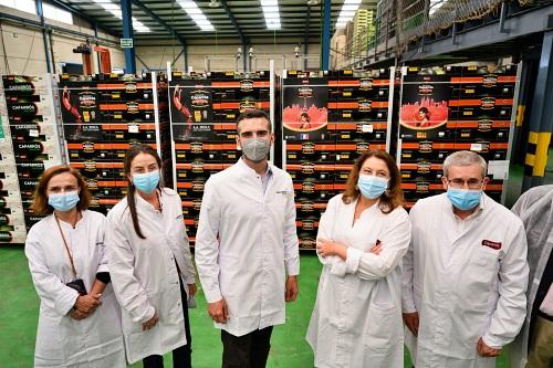 Crespo celebra que la exportación hortofrutícola de Almería rebasara los 3.074 millones en pandemia