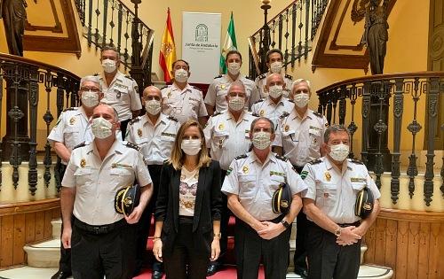 La Policía andaluza se reune en Almería