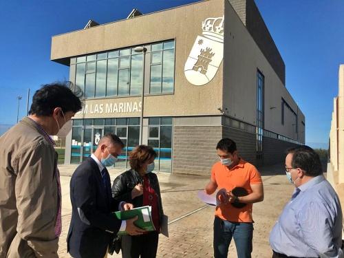 Educación licita la construcción de un nuevo IESB en Roquetas