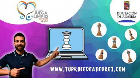 Los Juegos Deportivos Provinciales acercan el ajedrez virtual a un centenar de jóvenes