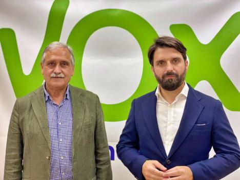 VOX Almería se personará como acusación popular en el caso 'Mascarillas'