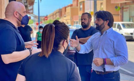 Vox reclama una auditoría de las inversiones en los barrios de Almería