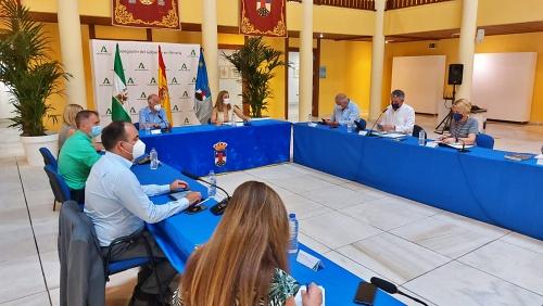 La Junta destina 100 millones a infraestructuras de Roquetas