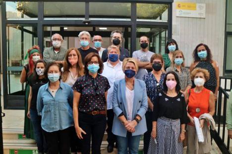 Cultura celebra en la Biblioteca Francisco Villaspesa el Día de las Escritoras