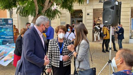 Diputación y Junta se suman a los actos del Día Nacional del Daño Cerebral de la Asociación VIVIR