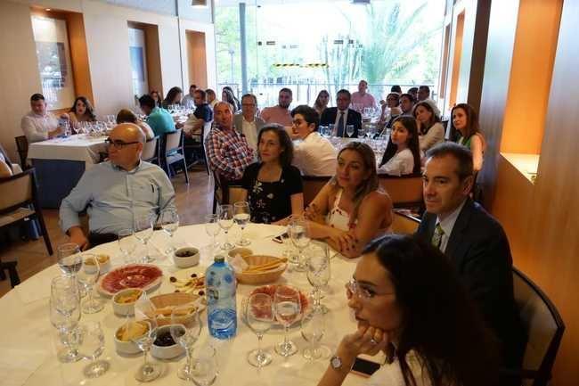 'Sabores Almería' afianza su apoyo al Máster en Derecho de la Empresa y Actividad Agroalimentaria