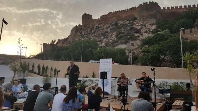Antonio Manuel presenta en Almería 'Flamenco: Arqueología de lo jondo'