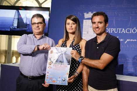 La XI Regata 'Ruta del Coral' se estrena en el Campeonato de España ORC unida a 'Costa de Almería'