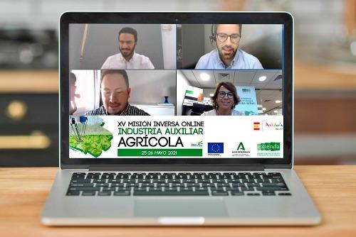 Extenda convoca a 25 países al Encuentro Internacional de la Industria Auxiliar de la Agricultura en Almería