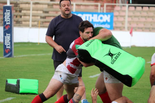 Primera bola de partido para Unión Rugby Almería