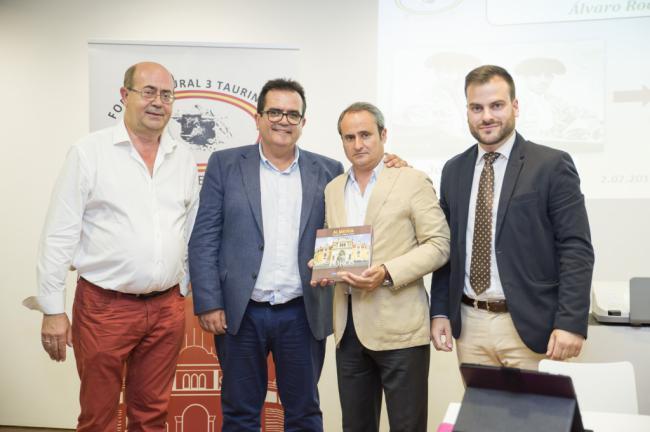Diputación apoya al Foro Cultural 3 Taurinos 3 en su difusión de la tauromaquia