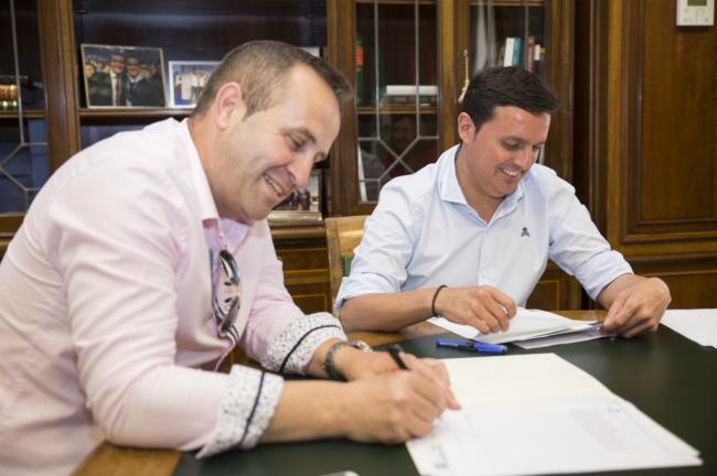 Diputación modernizará el Centro Social y la Escuela de Danza de Lubrín