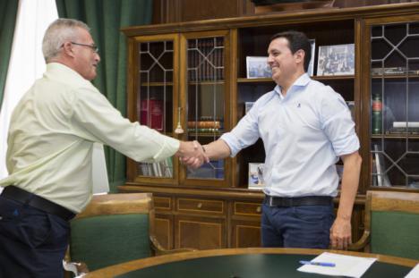 Diputación garantiza la práctica deportiva a los vecinos de Santa Cruz de Marchena
