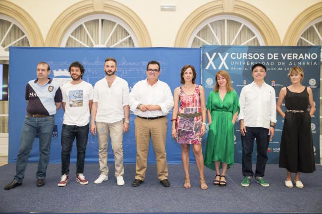 Concluye el Curso de Verano de cine con un debate sobre el peso de los intérpretes en el guion