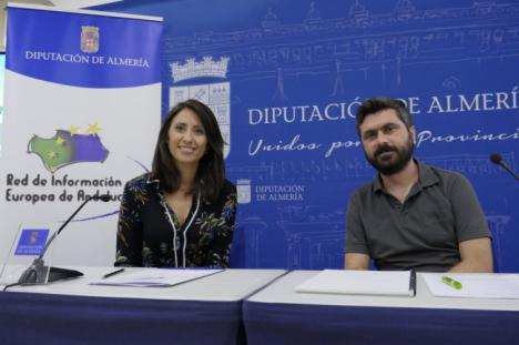 Diputación acerca el patrimonio cultural europeo a un millar de alumnos de la provincia