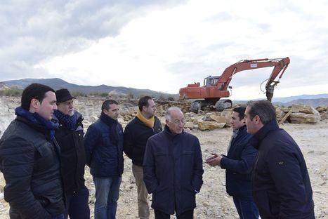 Más de un millón de euros para garantizar el agua en 2.800 casas y 250 empresas de Macael