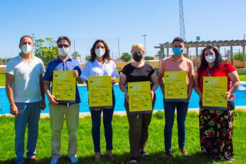 Níjar activa una campaña de sensibilización para prevenir el cáncer de piel