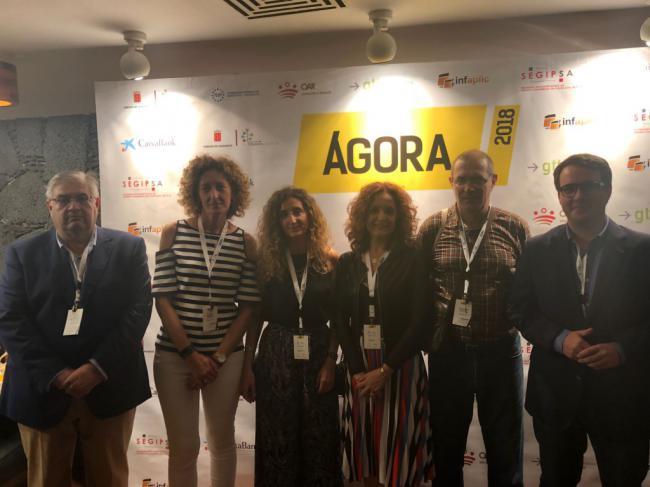Almería se postula como sede del Encuentro Anual 'Ágora' de la FEMP