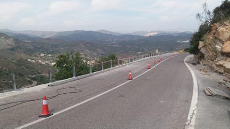 Diputación garantiza el mantenimiento de carreteras y servicios hídricos
