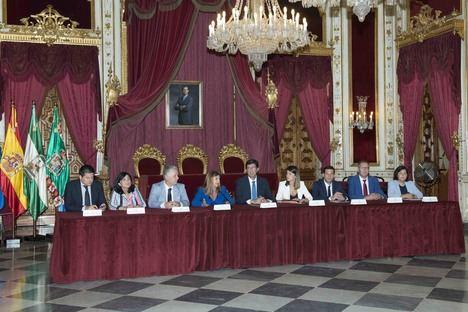 El PFEA inicia el curso 2019-2020 tras firmar con la Junta