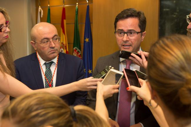 Góngora (PP) sigue de alcalde en El Ejido tras meter a Vox en el Gobierno