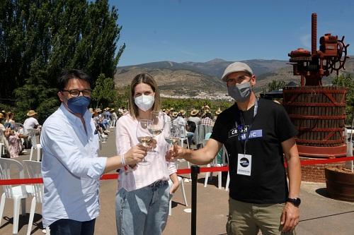 Festival Murmura deja un buen recuerdo en la Alpujarra