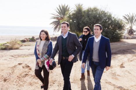 Diputación invierte más de 1.300.000 € para renovar las redes hídricas el Levante y el Almanzora