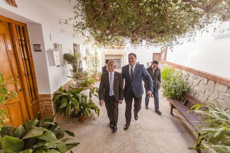 Diputación dota a Canjáyar de un nuevo parque público con 120.000 euros de inversión