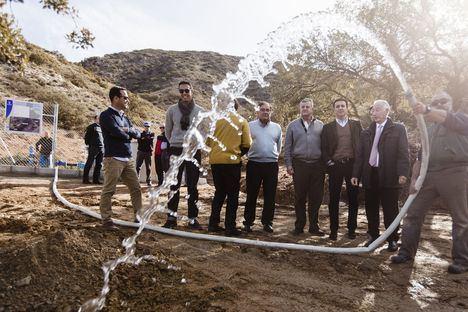 5,8 millones de euros en proyectos para garantizar el abastecimiento en 50 municipios y la Red GALASA
