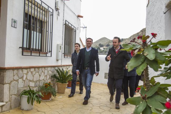 Diputación invierte 240.000 € en un Espacio Escénico en Bédar