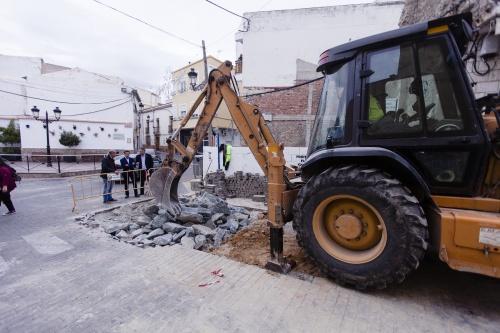 Diputación invierte 150.000 € en mejorar las redes hídricas de Olula del Río