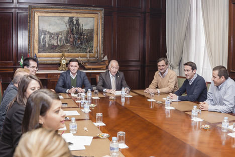 Diputación invertirá más de un millón de euros en mejorar cuatro municipios
