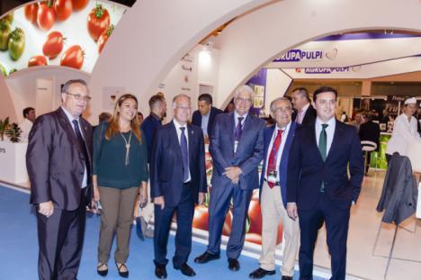 Diputación apoya al sector agroalimentario con mayor presencia de Andalucía en 'Fruit Attraction'