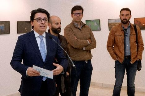 Fernando Jiménez Robles gana el VII Concurso Internacional de Fotografía 'Almería, Tierra de Cine'